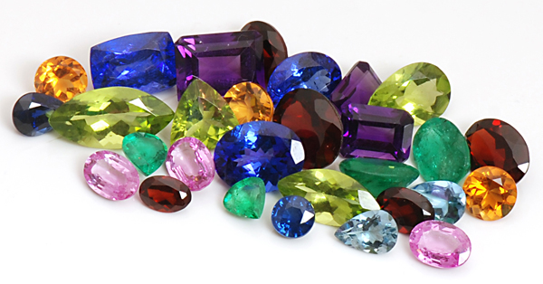 CLASSIFICATION OF GEMSTONES