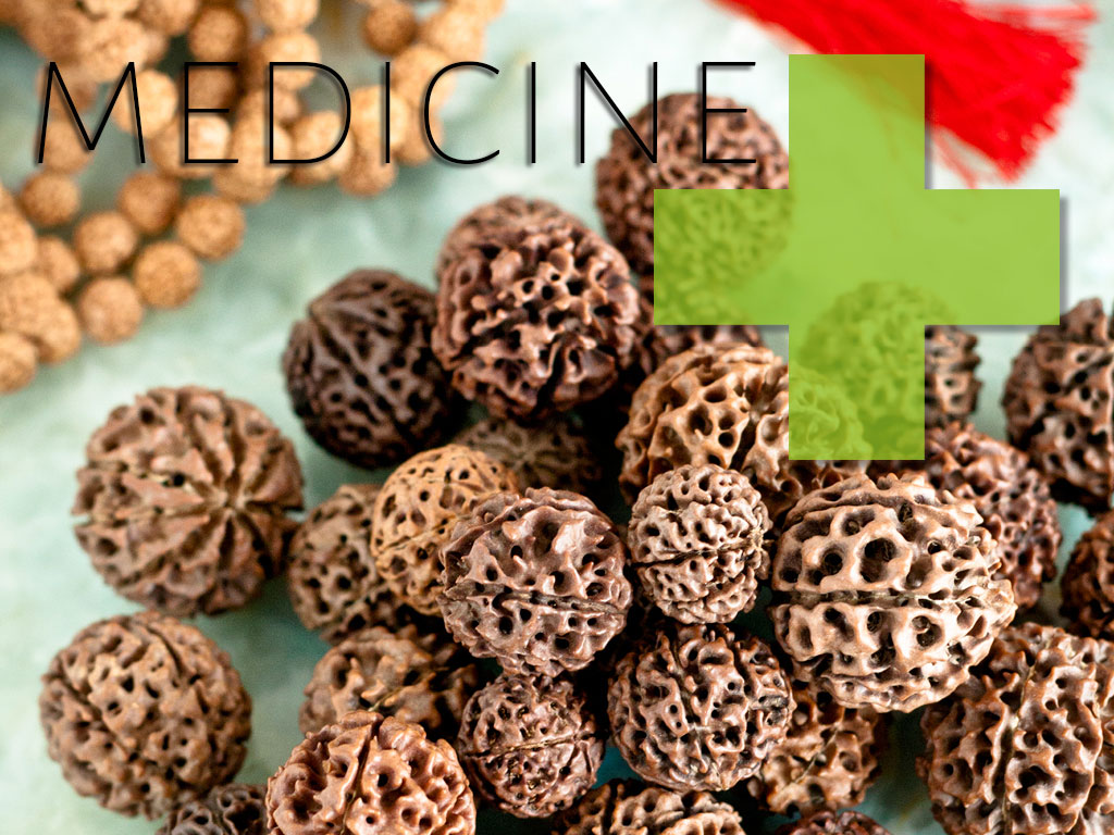 Rudraksha for Good and Perfect Health