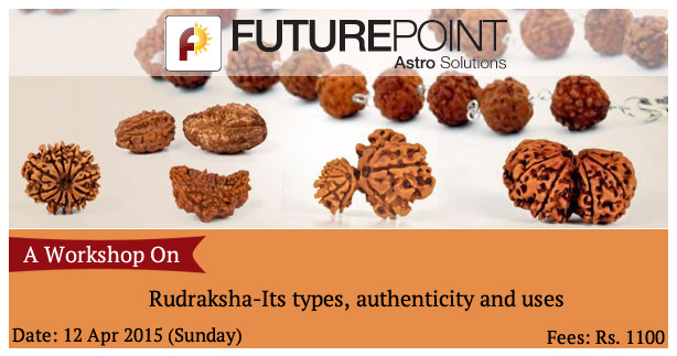 A Workshop On Rudraksha-Its types, Authenticity and Uses